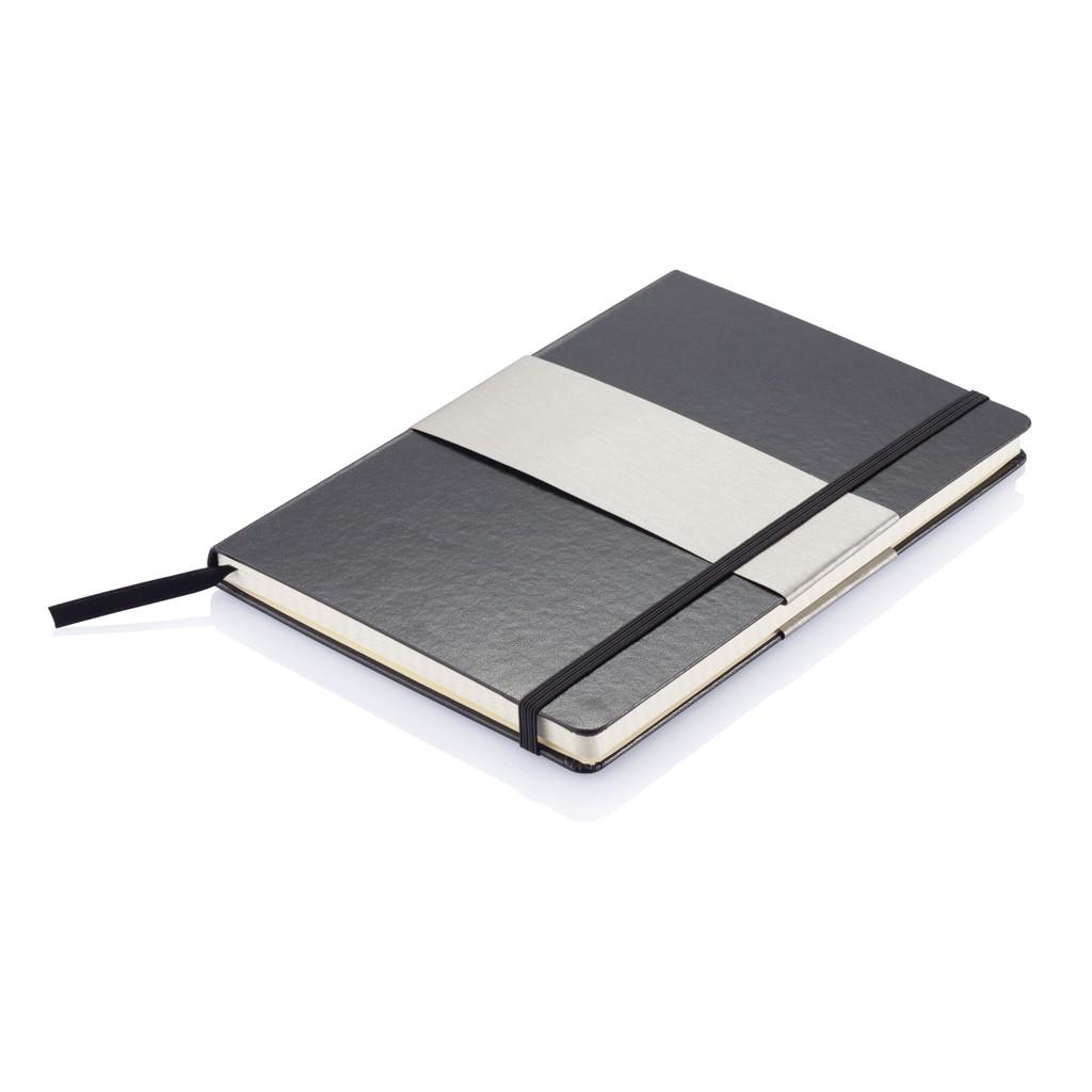 A5 Hardcover Notizbuch kariert, Ansicht 7