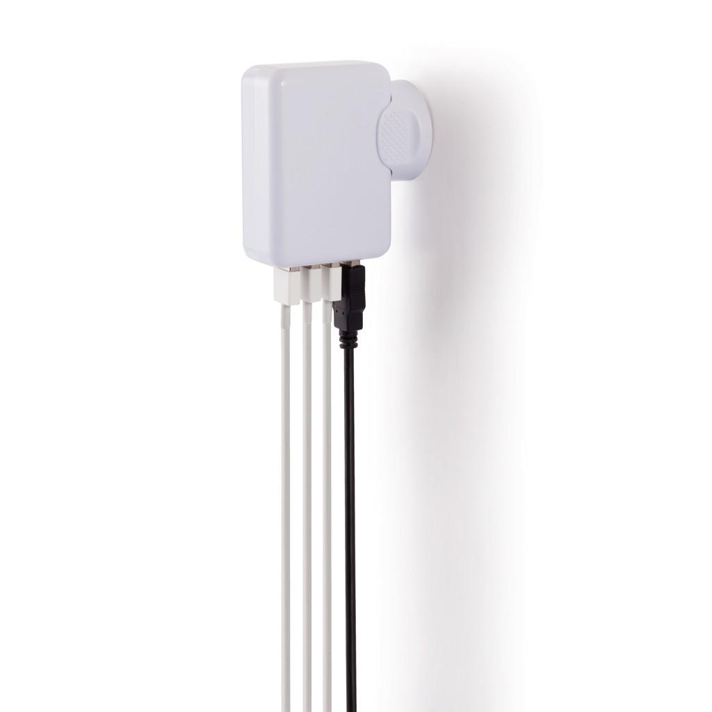 Reiseadapter mit 4fachem USB Anschluss, Ansicht 9