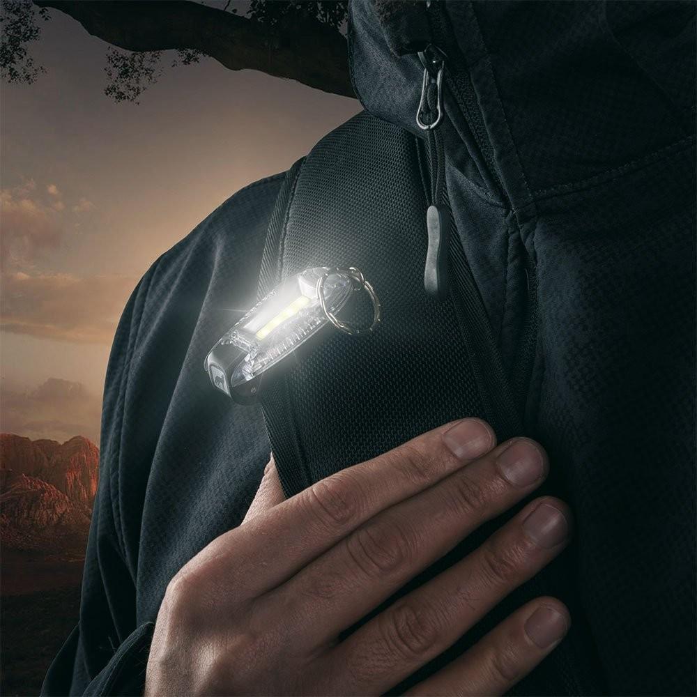 Schwarzwolf outdoor®  POSO Sicherheitslampe, Ansicht 2