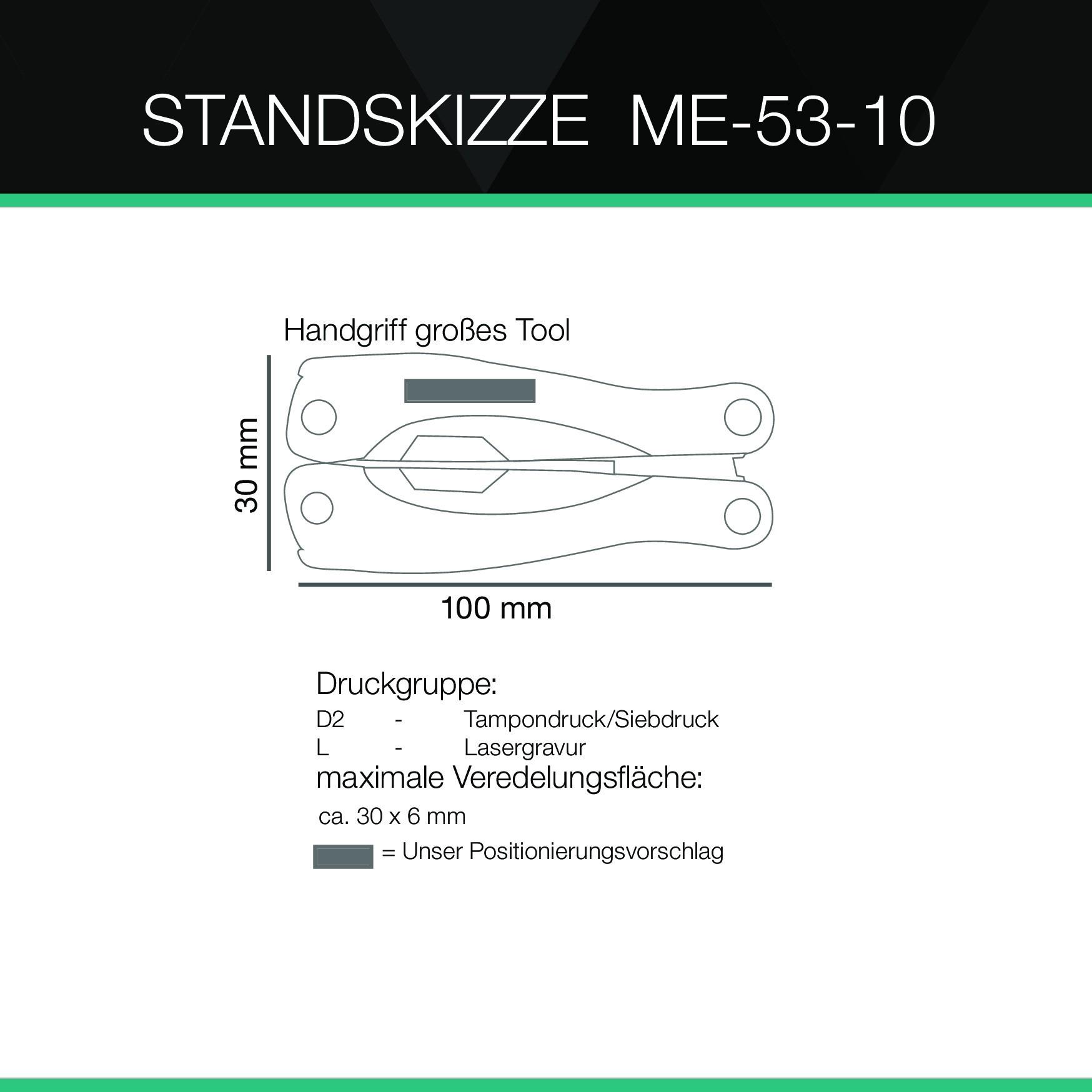 Standskizze, Ansicht 2