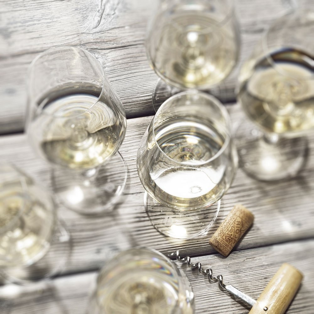 Vanilla Season®  MORETON Weißweingläser 6er