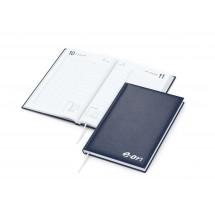 Buchkalender Basic Complete - dunkelblau