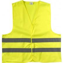 Warnweste Safe Travel - Gelb