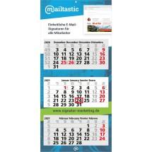 Maxi Light 3 x.press Kalender