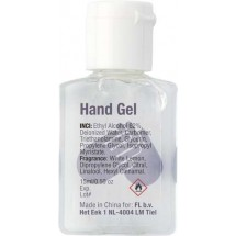 "Handgel ""Barcelona"" - Transparent"