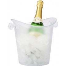 """Wein- und Sektkühler """"Frosty"""" - Transparent"""
