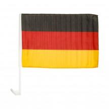 """Autofahne """"Nations"""", Deutschland-Farben/weiß"""
