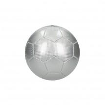 """Fußball """"Carbon"""", klein - silber"""