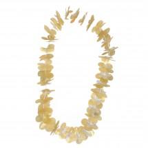 "Blumenkette ""Flor"" - gold/silber"