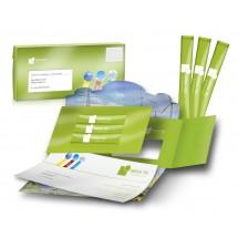 """TeaMail inkl. 3  TeaSticks """"Individ. Design"""""""