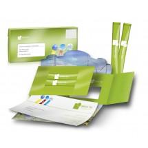 """TeaMail inkl. 2  TeaSticks """"Individ. Design"""""""