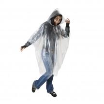 "Regenponcho ""Rainy"", transparent"