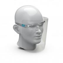 "Gesichtsvisier ""Comfort"", transparent"