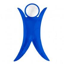 """Brieföffner """"Mr. Fun"""", blau"""