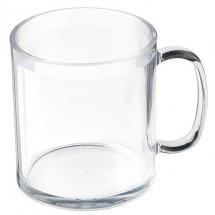 Tea Cup, transparent