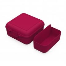 Vorratsdose Cube deluxe, mit Trennschale