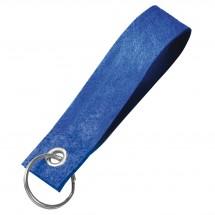 """Filz-Schlüsselanhänger """"Strap"""", blau"""