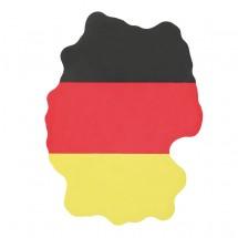 "Automagnet ""Nations"", schwarz/rot/gelb"