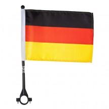 """Fahrradfahne """"Wheel"""" Deutschland"""
