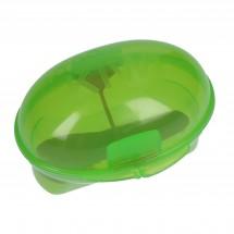 "Vorratsdose ""Kiwi-Box"" - transluzent-grün"
