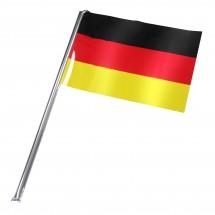 """Fahne, selbstaufblasend """"Deutschland"""" klein"""