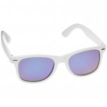 """Sonnenbrille """"Blues"""" ocean, weiß"""