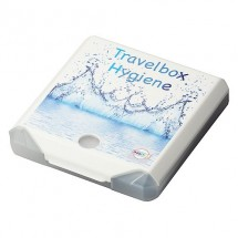 "Travelbox ""Hygiene"", mehrfarbig"