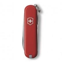 VICTORINOX Schweizer Taschenmesser  CLASSIC SD  - rot