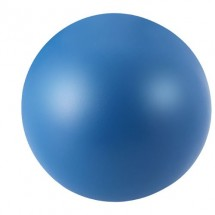 Runder Anti-Stressball - blau