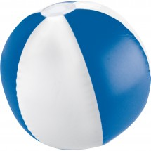 Bicolour Strandball Key West - blau