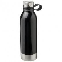 Perth 740 ml Sportflasche aus Edelstahl- schwarz