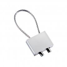 Schlüsselanhänger REFLECTS-CABLE SHINY
