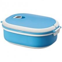 Spiga Lunchbox - blau / weiss