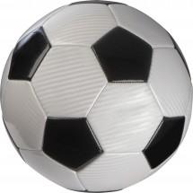 Fußball Champion - weiss