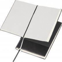 A6 Notizbuch  Elverum - schwarz