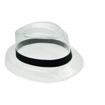 Elastisches Hutband - Schwarz