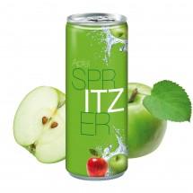 Apfelspritzer, 250 ml, Fullbody