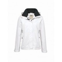 Damen-Regenjacke Colorado-weiß