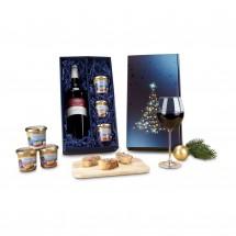 Geschenkset: Weihnachts-Pasteten