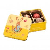 Geschenkartikel: Kleinigkeit vom Osterhasen - Pralinen 50 g
