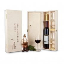 Geschenkset: Weihnachts-Liqueur