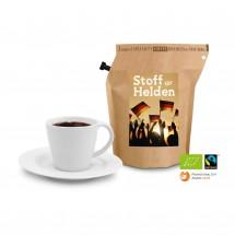 Geschenkartikel: Deutschland FAN-Kaffee, wiederverwendbarer Brühbeutel