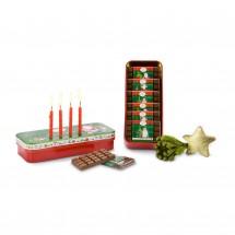 Geschenkset: Adventsdose