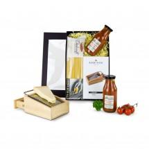 Geschenkset: Die Parmesanreibe