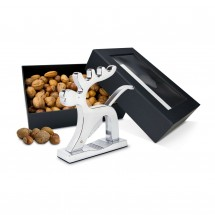 Geschenkset: Rentier-Nüsse
