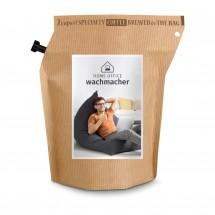 Geschenkartikel: Home-Office Wachmacher Kaffee Brühbeutel Honduras, wiederverwendbar, Fairtrade