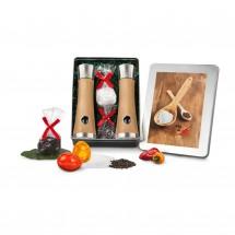 Geschenkset: Die Salz- & Pfeffermühlen für Ostern