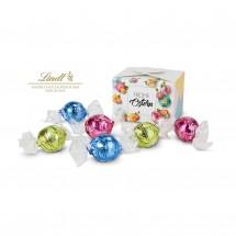 Geschenkartikel: Lindt Osterfreude - mit 6 Lindt Lindorkugeln, auch in individueller Pralinenschacht