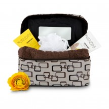 Geschenkset: Wellness-Tasche Comfort