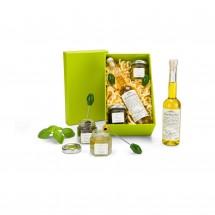 Geschenkset: Oliven-Variation